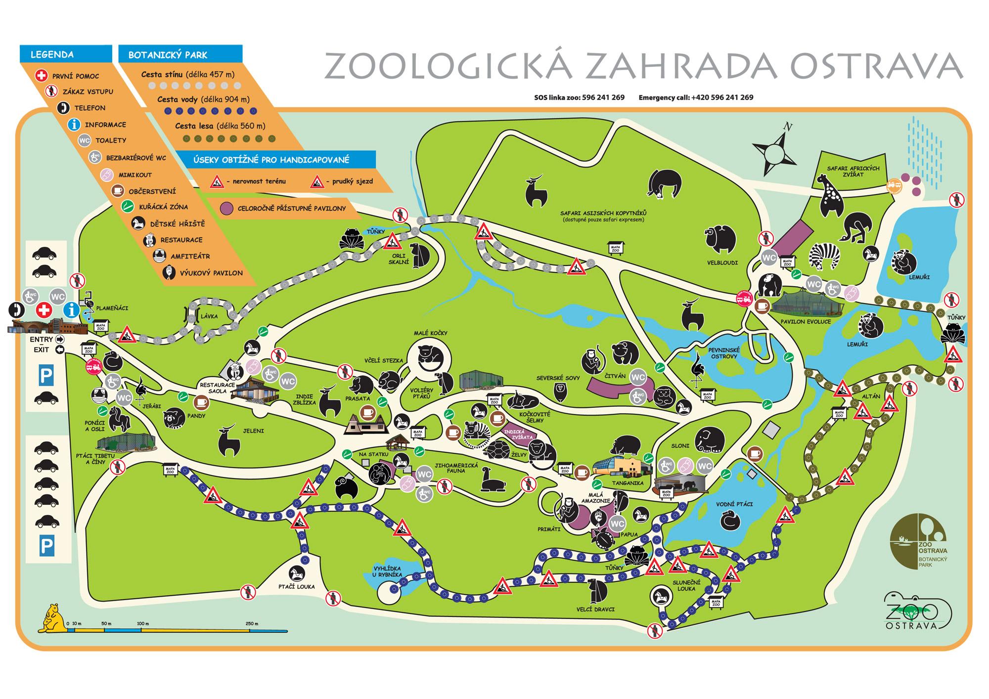 Zoo Info Zoo Ostrava